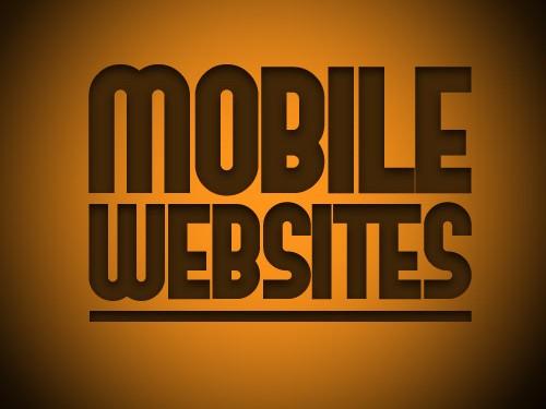 Mobile Websites By 5150 Studios