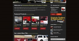 Kununura Kampers & Custom Trailers
