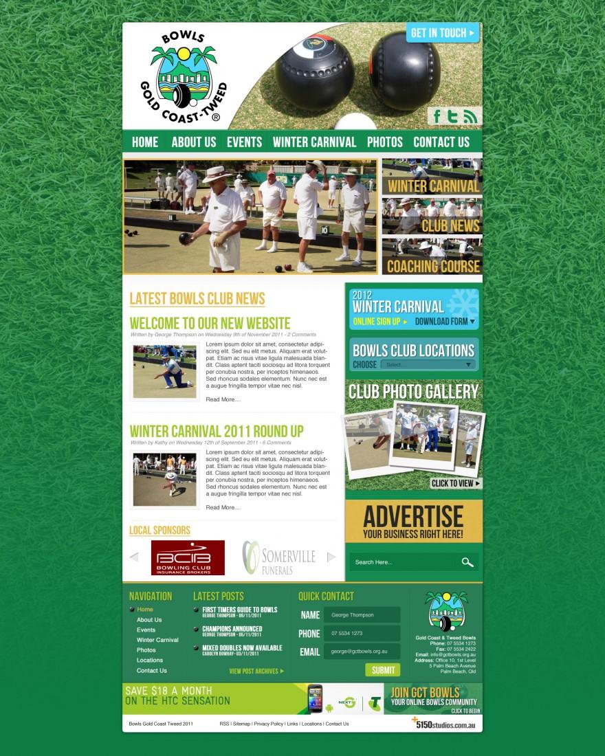 Gold Coast Tweed Bowls Club