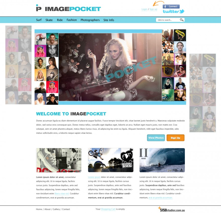 Image Pocket