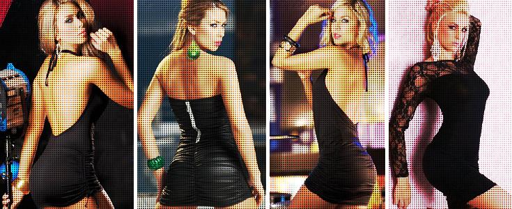 Makai. Party Dresses