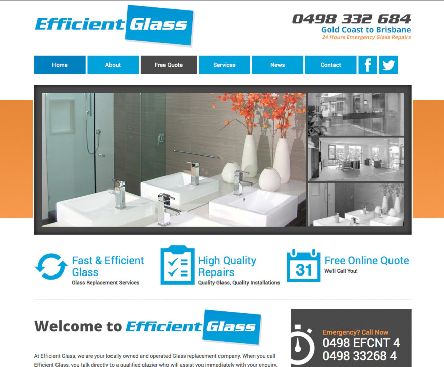 Efficient Glass