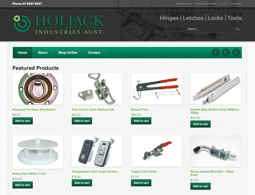 Holjack