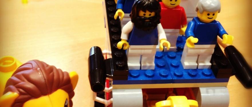 Lego Play Startups