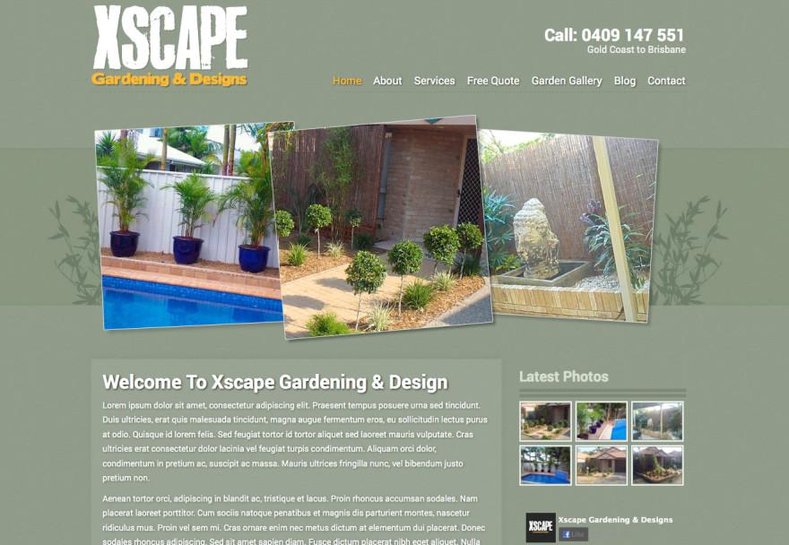 Xscape Gardening