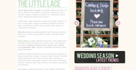 The Little Lace Weddings & Events