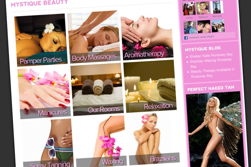 Beauty Therapy Services
