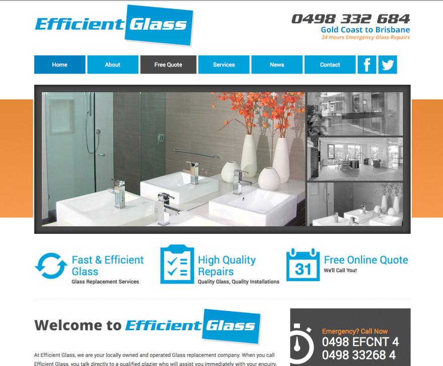 Efficient Glass